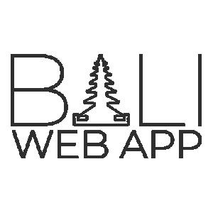 Bali Web App
